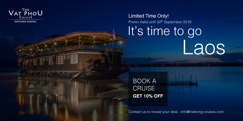 Special Offer Mekong cruise
